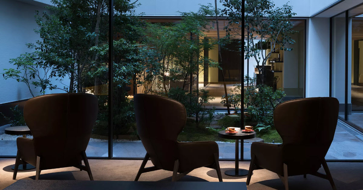 Japan's first 'dispersed' hotel opens in Kyoto